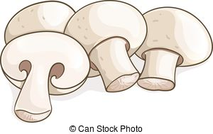 Champignon mushrooms Vector Clipart EPS Images. 817 Champignon.