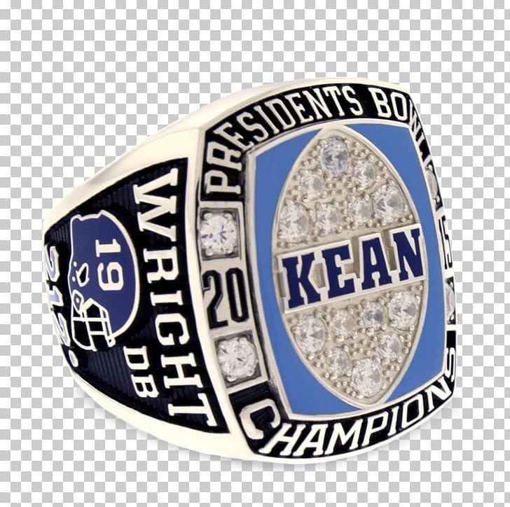 Badge Championship Ring Cobalt Blue Label PNG, Clipart.