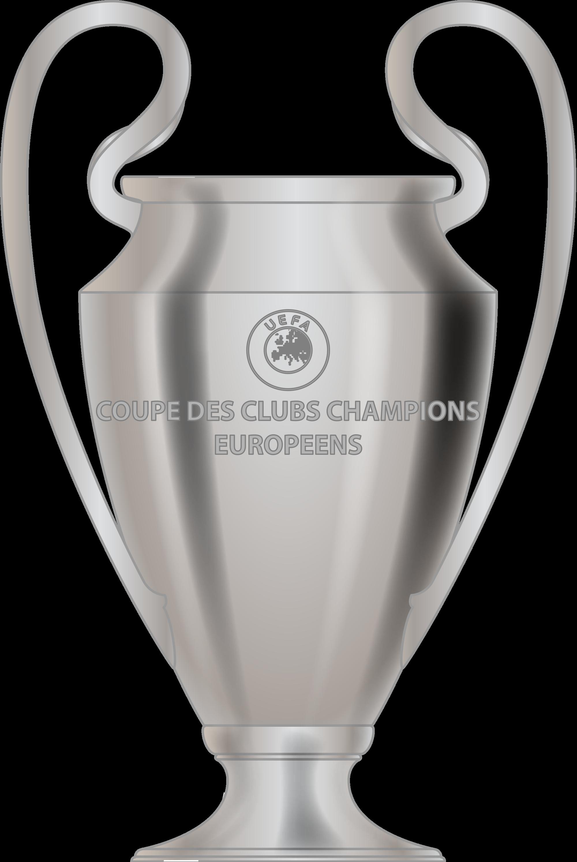 HD Champions League Coppa Png.