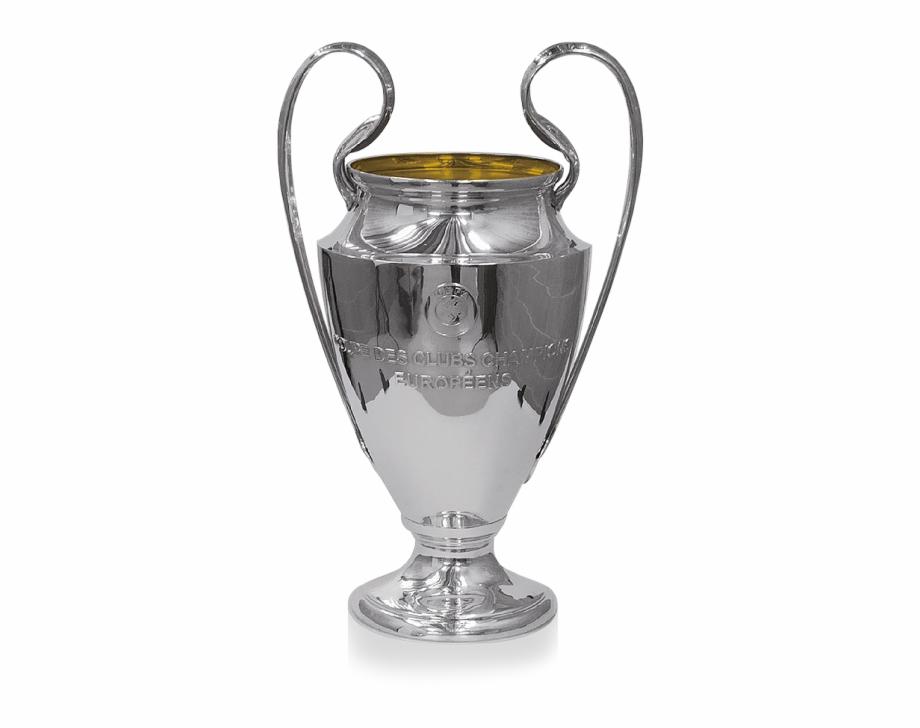 Official Uefa Champions League 3d Mini Replica Trophy.