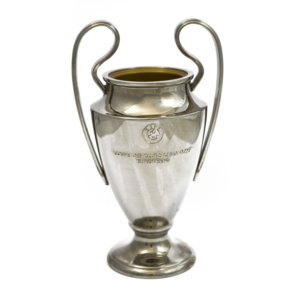 UEFA Champions League 3D 150mm Replica Trophy.