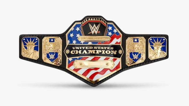 Wwe Championship Belt Us, Wwe, United States, Championship Belt PNG.