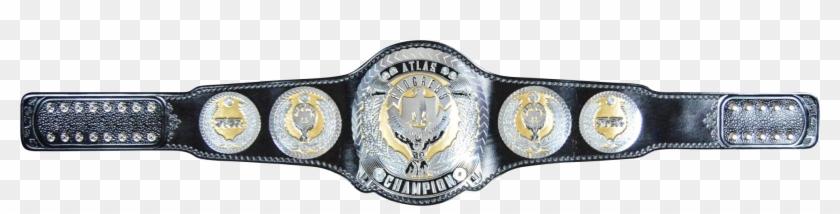 Belt Transparent Progress Wrestling.