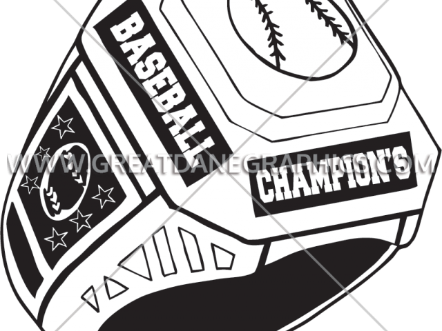 Baseball Clipart Ring Football Championship Ring Clipart.
