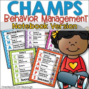 CHAMPS Behavior Management.