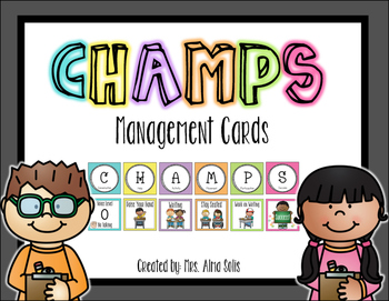 Champs Worksheets & Teaching Resources.