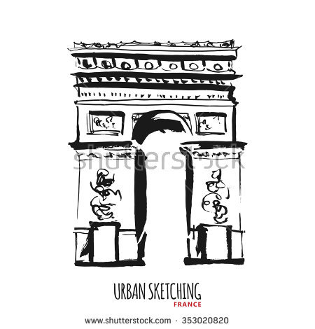 Champs Elysees Stock Vectors, Images & Vector Art.