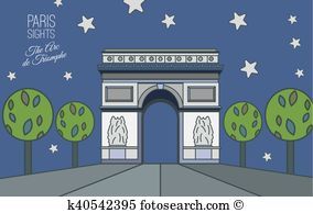 Champs elysees Clip Art Royalty Free. 33 champs elysees clipart.