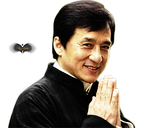 Download Jackie Chan PNG Transparent Image For Designing Projects.