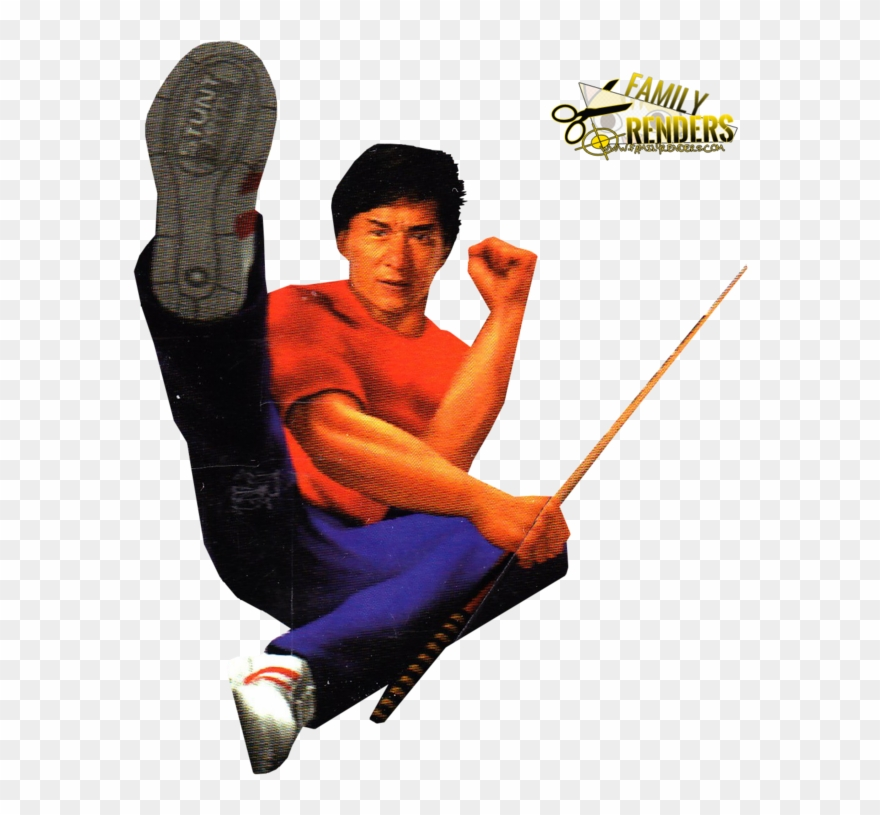 Jackie Chan Png Clipart Background.