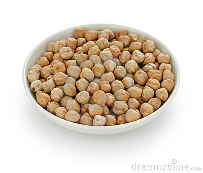 Chana, Chickpea, Garbanzo Bean Stock Images.