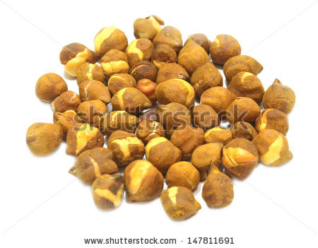 Chana Dal Stock Images, Royalty.