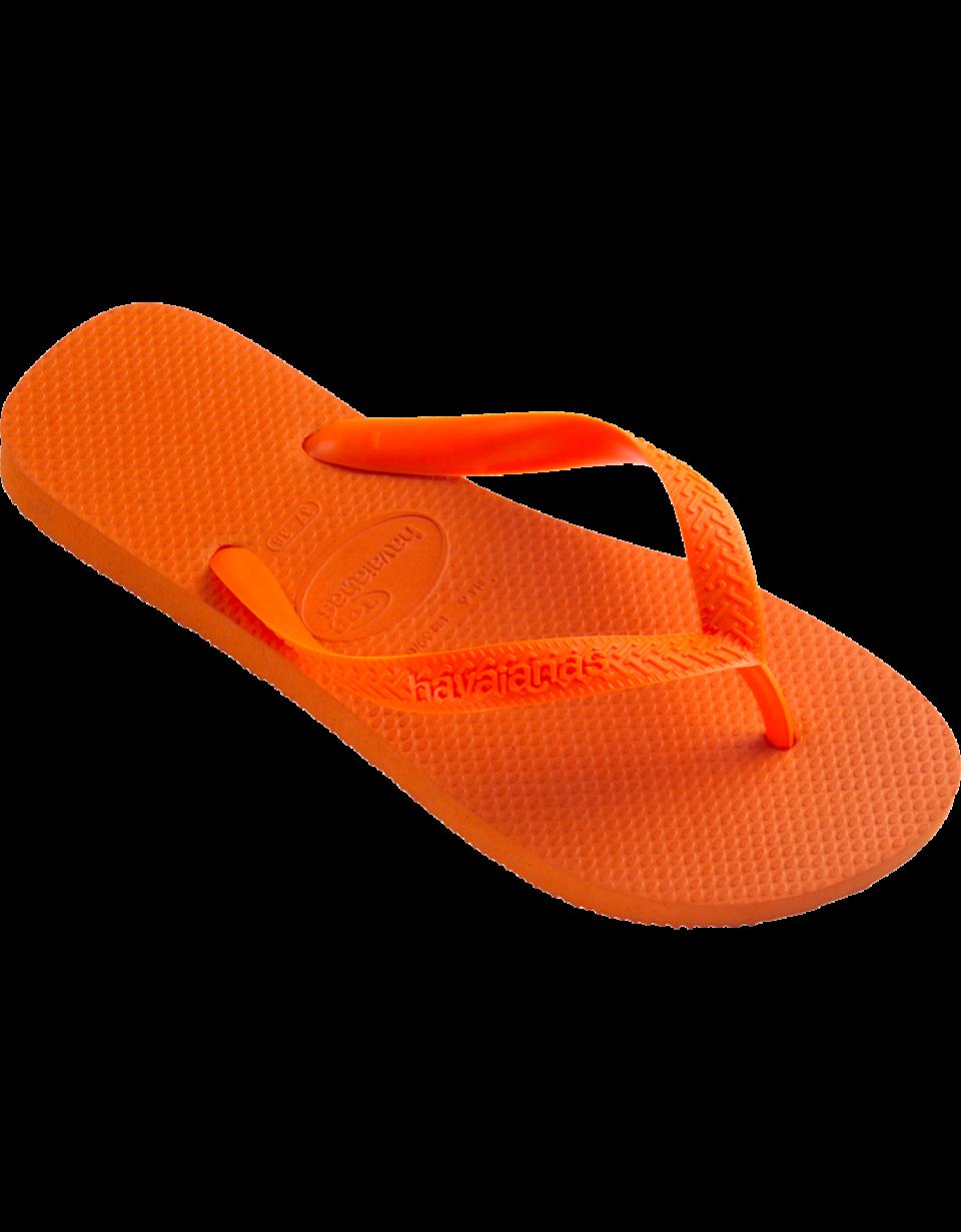 havaianas Top Neon Orange.