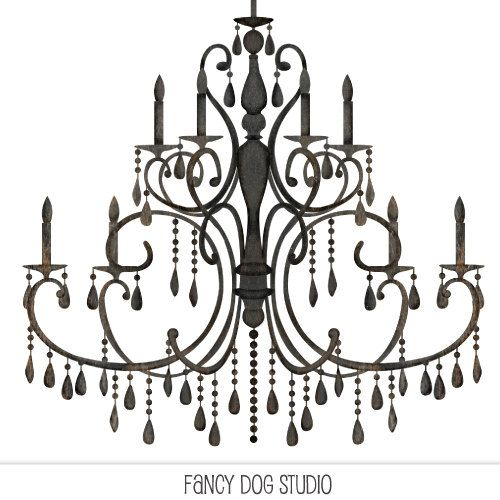 Chandelier Clip Art & Chandelier Clip Art Clip Art Images.