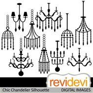 Chandelier Clip art.