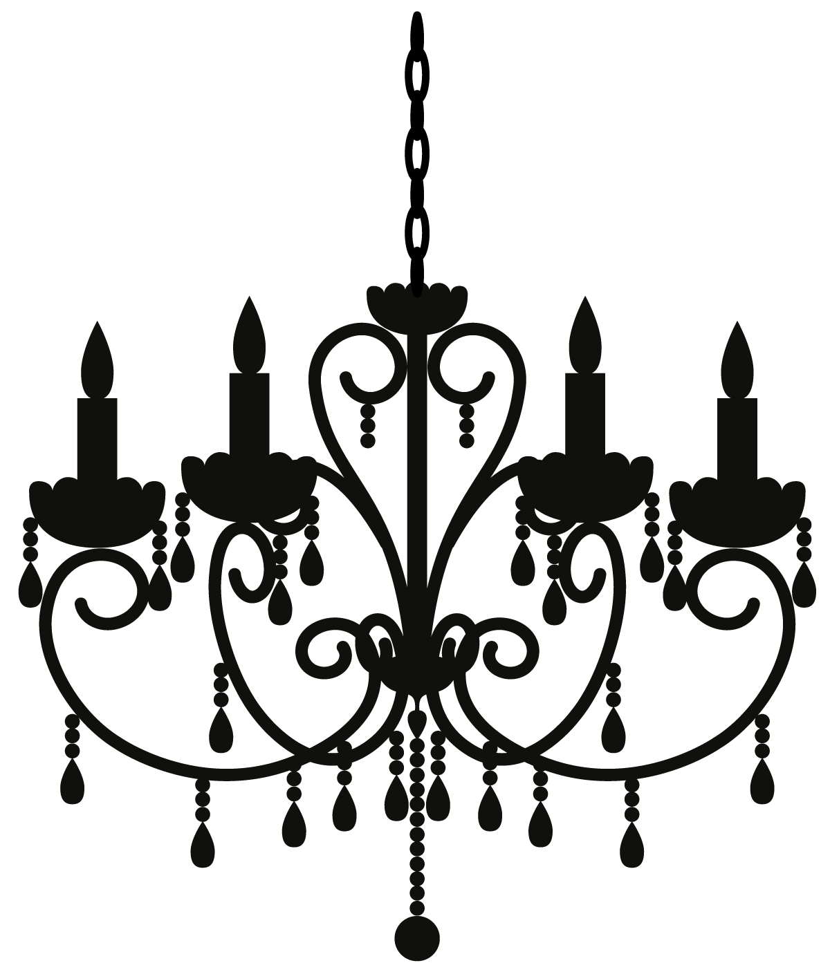 Vector graphics Clip art Chandelier Royalty.