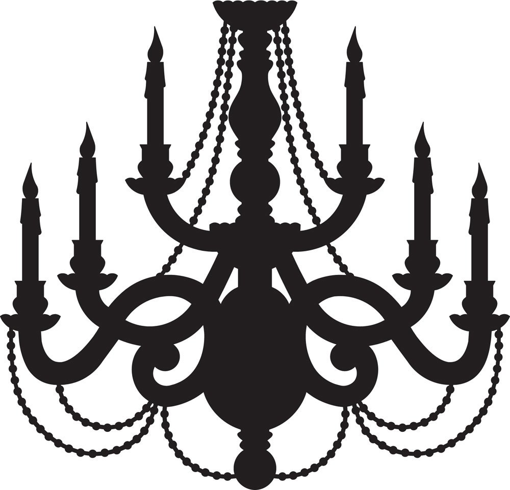 Free chandelier vector clip art chandeliers design.