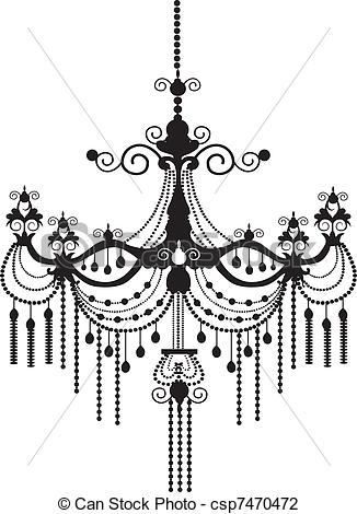 Chandeliers clipart clipground chandelier vector clipart eps images 2706 chandelier clip art aloadofball Image collections