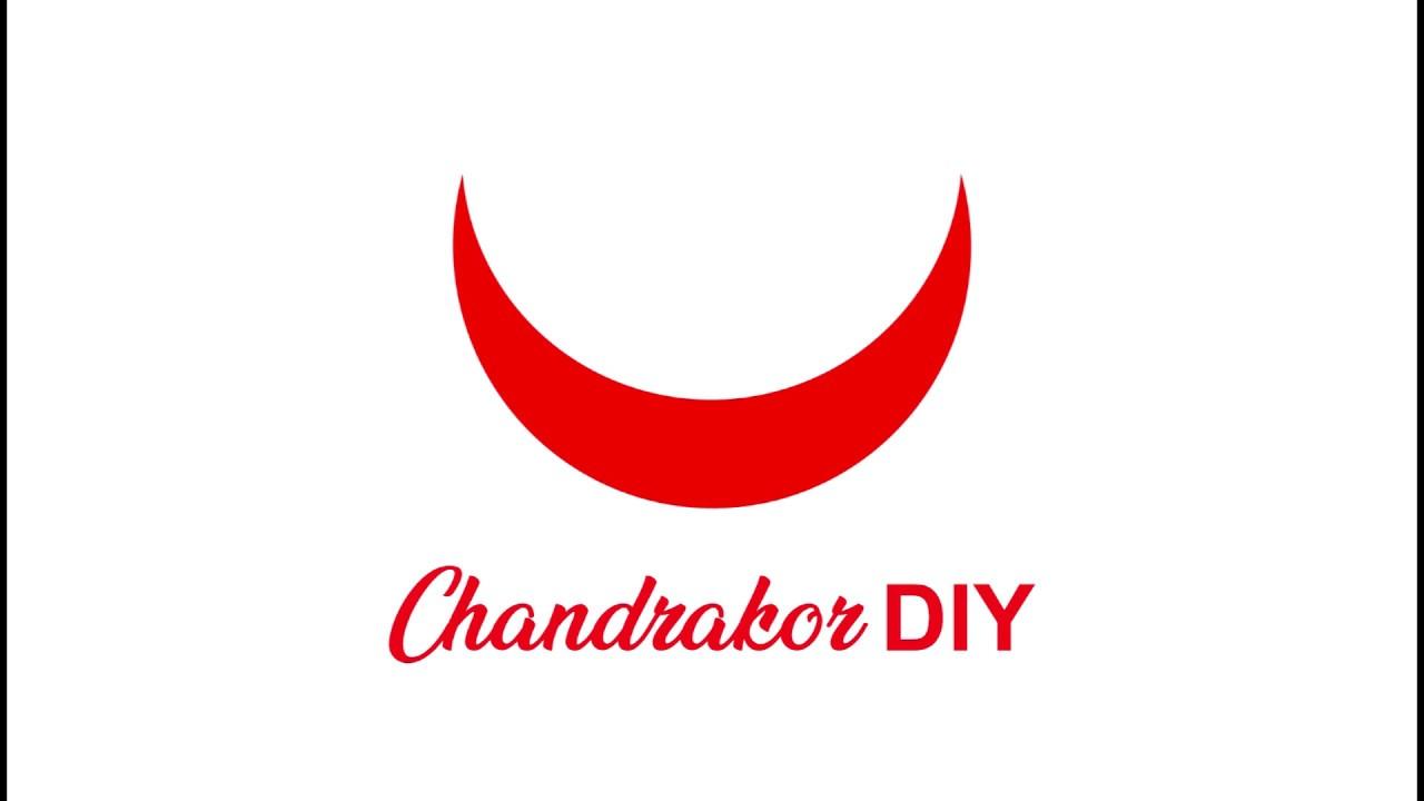 चंद्रकोर कशी बनवावी ।Chandrakor tilak.