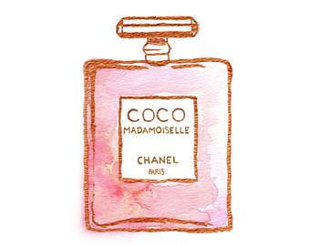 Chanel Perfume Bottle Clip Art Perfume Bottle Coco #8UT6eM.
