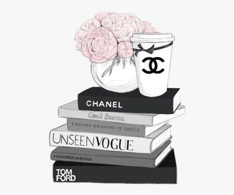 Perfume Chanel Drawing Free Transparent Image Hq Clipart.