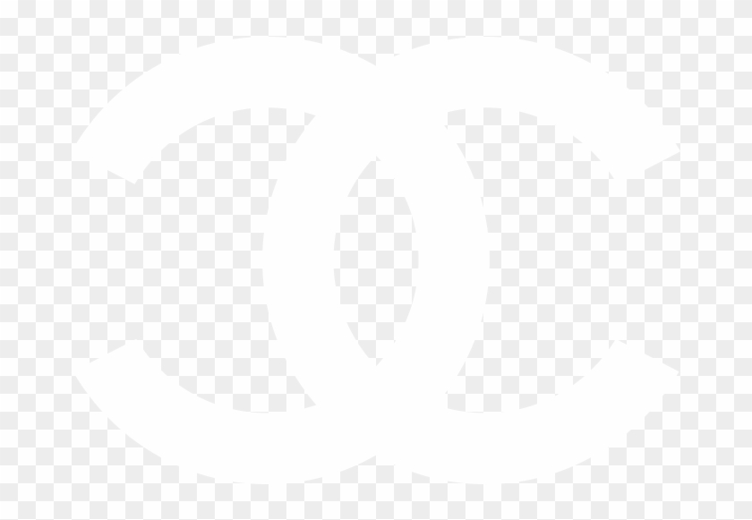 Black And Gold Coco Chanel Logo, HD Png Download.