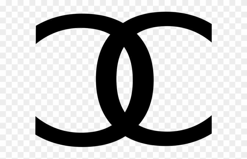 Coco Chanel Logo Clipart.