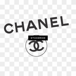 Free Chanel Logo White PNG Images.