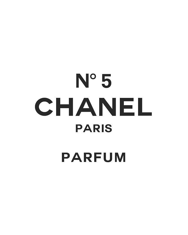 Chanel No 5 Parfum.