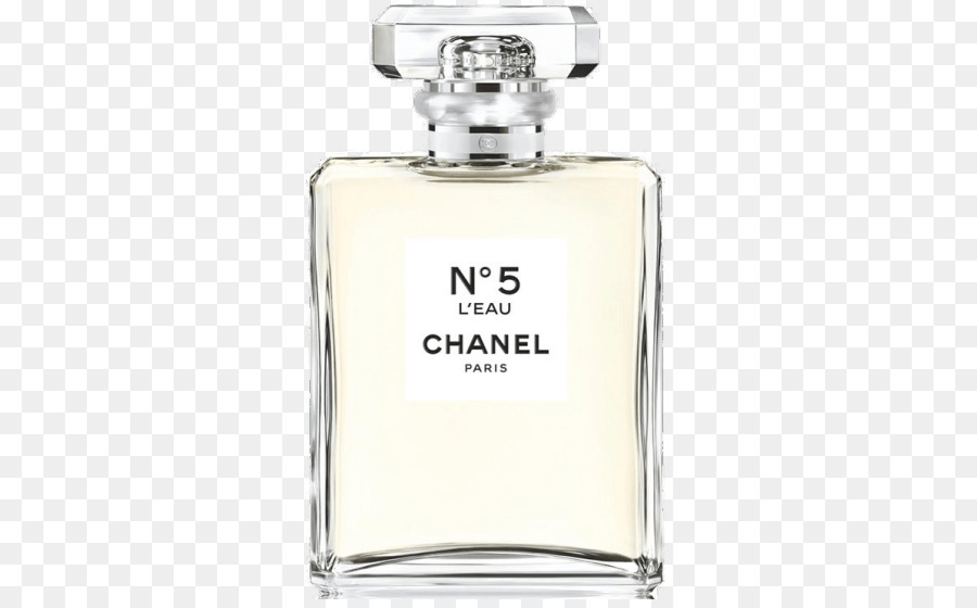 Chanel No 5 Perfume png download.