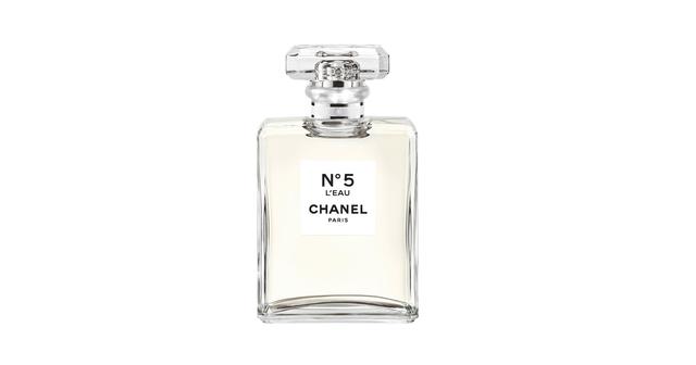 New Chanel No 5 L Eau Perfume Launch.