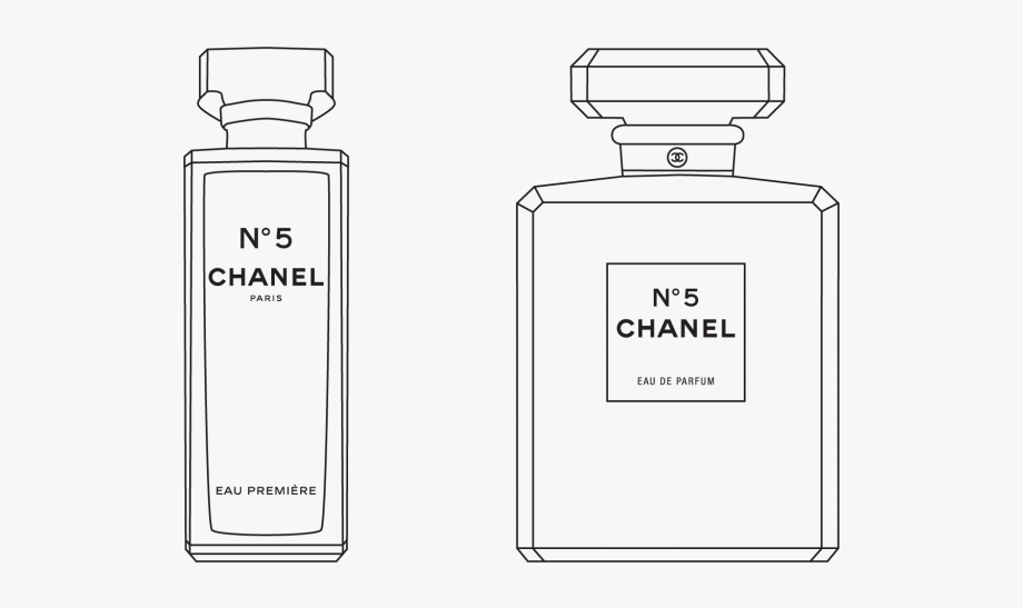 Chanel Bottle Perfume Hq Image Free Png Clipart.