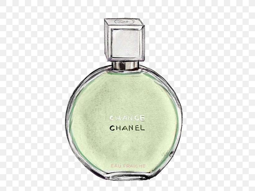 Chanel No. 5 Coco Perfume Clip Art, PNG, 570x614px, Chanel.