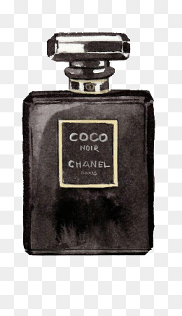 Chanel Perfume PNG Images.