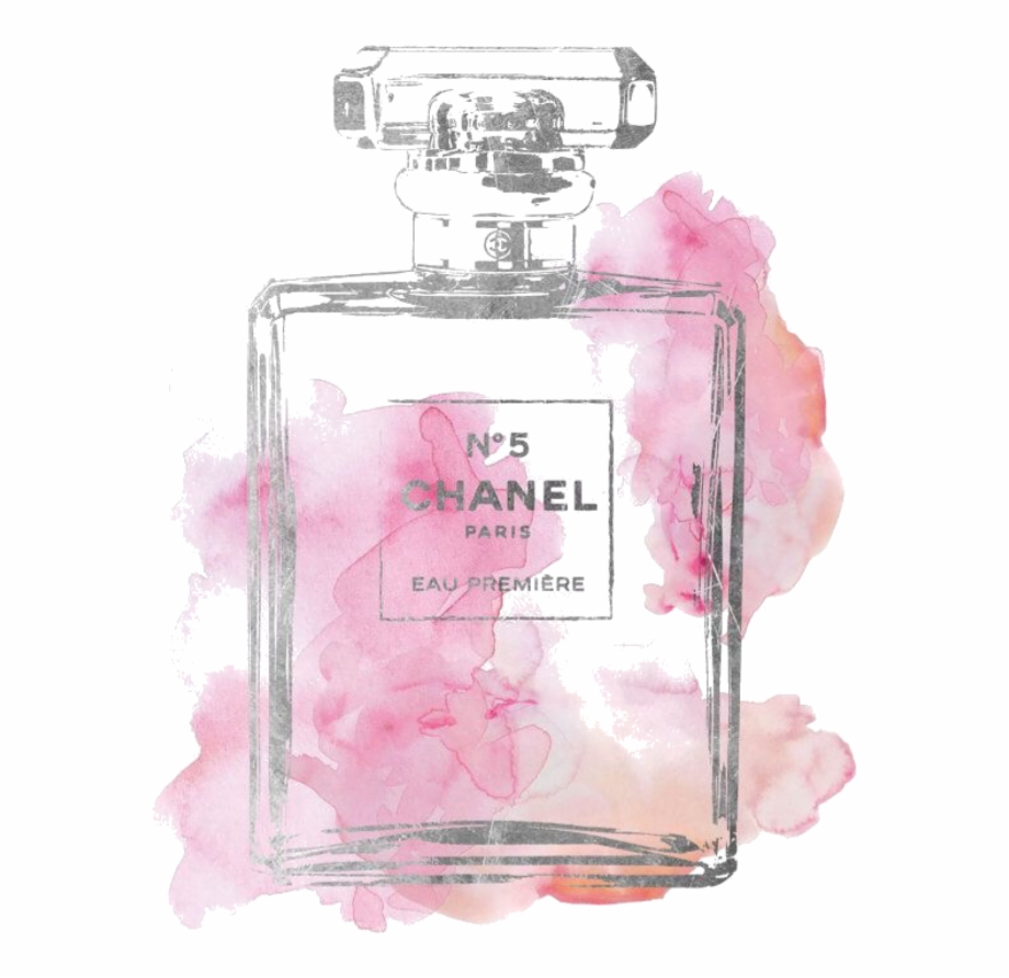 Chanel Perfume Png Image High Quality Clipart.
