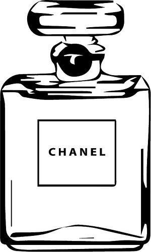 Chanel svg file.