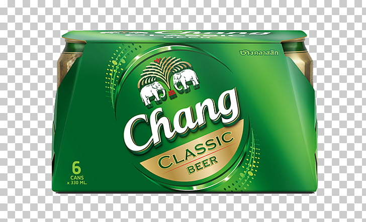 Chang Beer ThaiBev Thai cuisine Thailand, Chang Beer PNG.