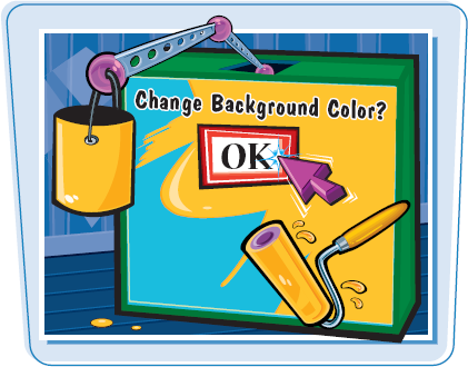 Change the Background Color of a Table.