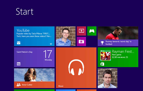 How to change icons Windows 8.