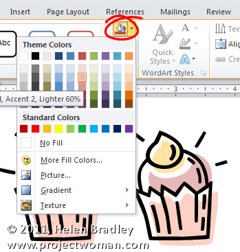 DIY Color Changing Clip Art « projectwoman.com.
