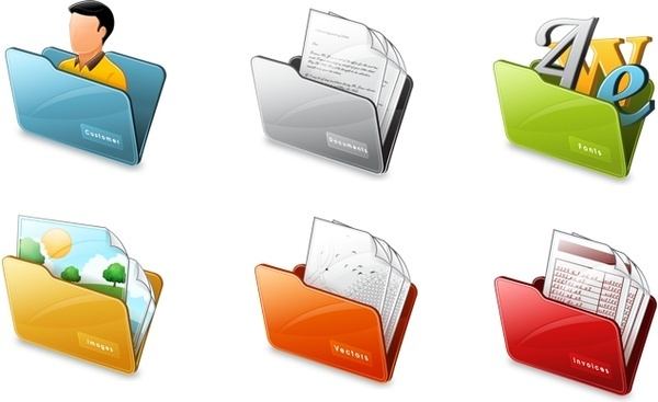 Folder icon free icon download (15,806 Free icon) for commercial.