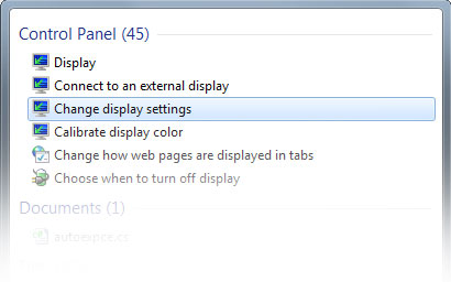 Change clipart windows 7.
