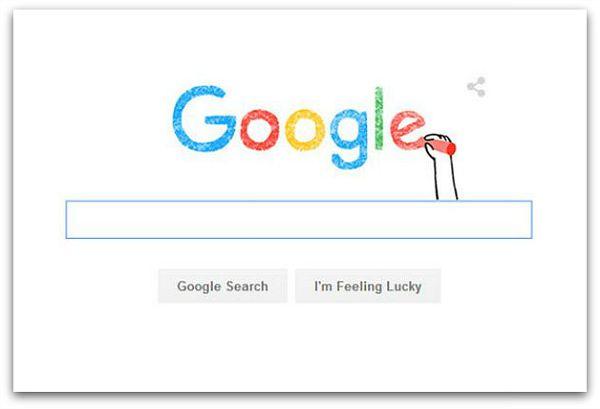 Google logo change inspires varied reactions.