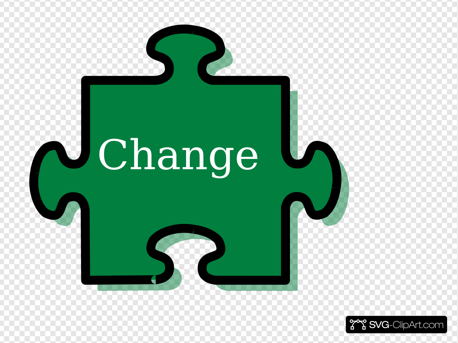Change Clip art, Icon and SVG.