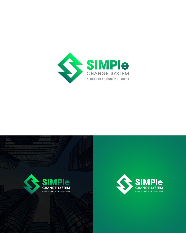 Bold, Upmarket Logo Design for SIMPle Change System (tag.