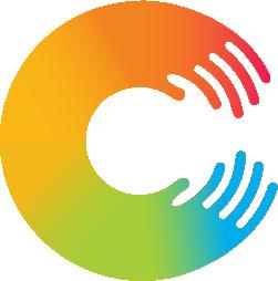 Change Center logo.