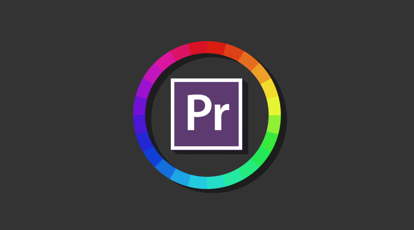 Changing Color In Premiere Pro.