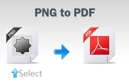 Free PNG to PDF converter.