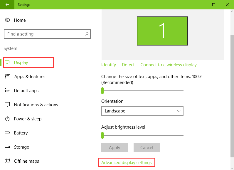 Solved: Can't Adjust Screen Resolution in Windows 10.