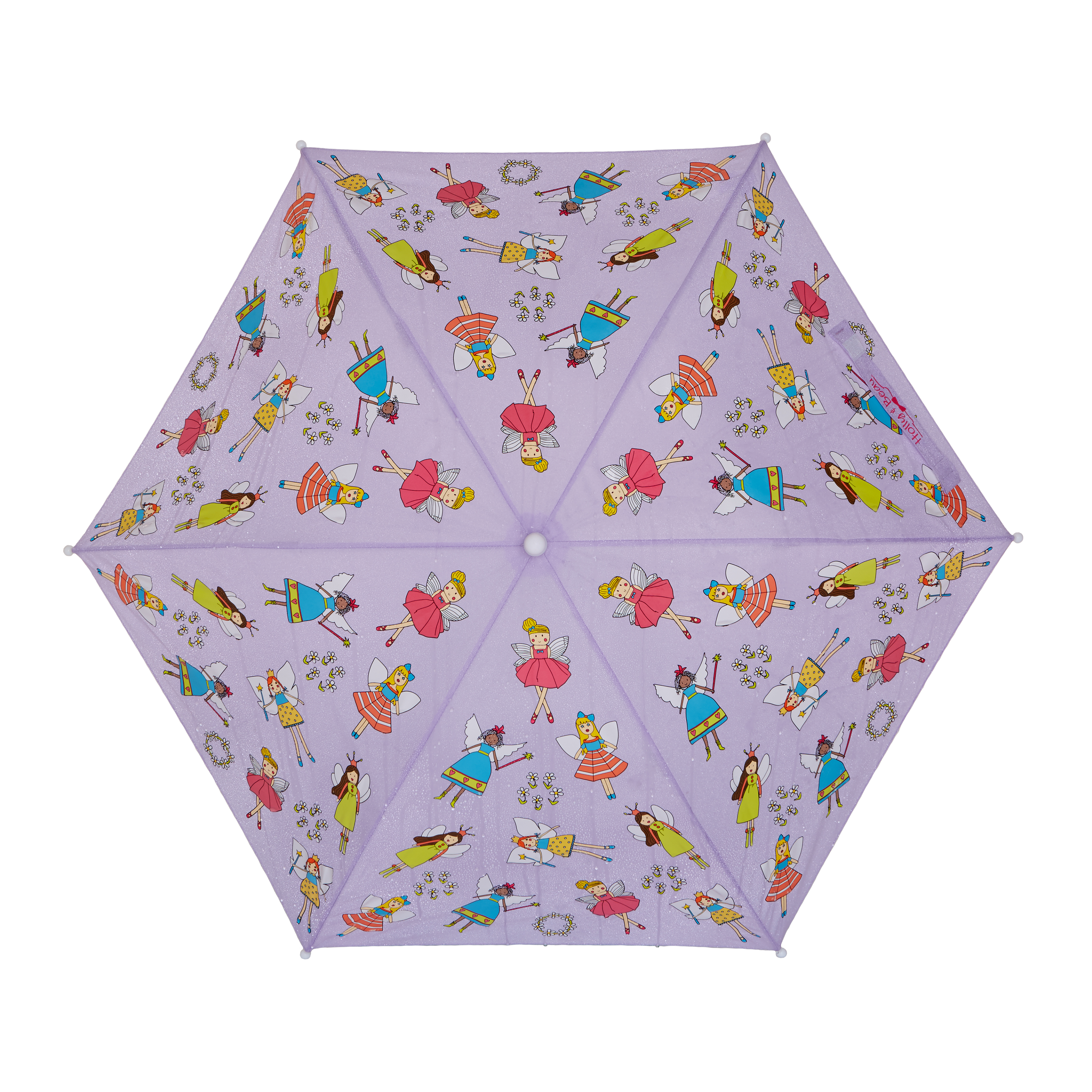 Cats and Dogs Colour Changing Umbrella.